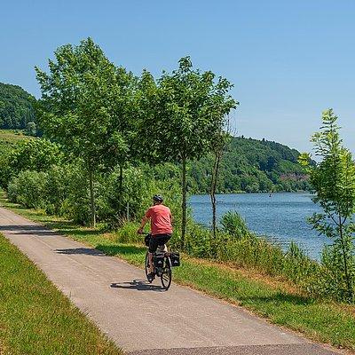 Foto: Saar-Mosel-Radweg