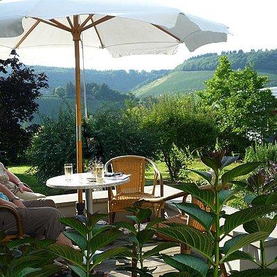 Foto: Sitzplatz Terrasse