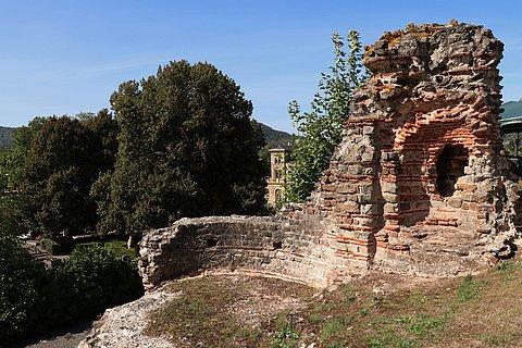 Ruinen Kaiserpalast Konz (1)