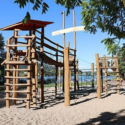 Foto: Spielplatz Moselufer