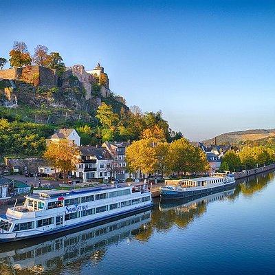 Foto: Burganlage Saarburg (03)