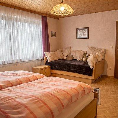 Foto: Schlafzimmer Saarblick (2)