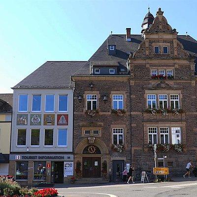 Foto: Rathaus Saarburg (2)