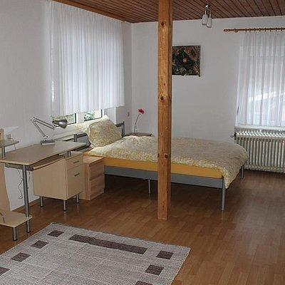 Foto: Einzelschlafzimmer