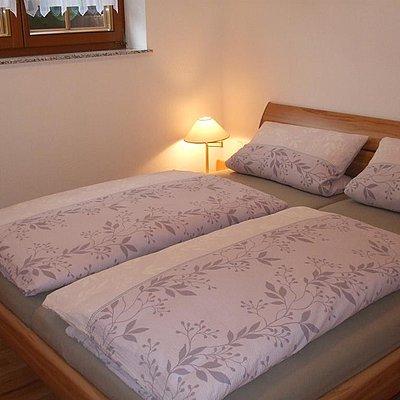 Foto: Fewo 2 - Schlafzimmer
