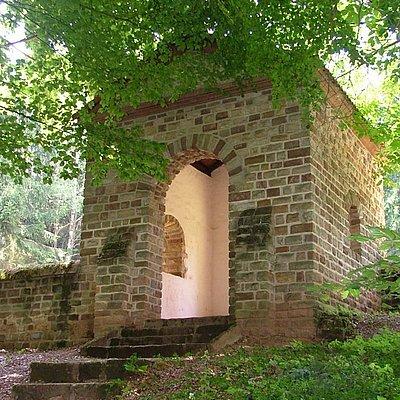 Foto: Tempelanlage Tawern (6)