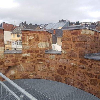 """Foto: Aussichtsturm """"Alte Stadtmauer"""" (1)"""
