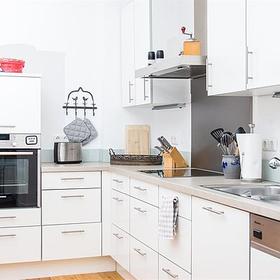 Foto: Küche Ferienwohnung