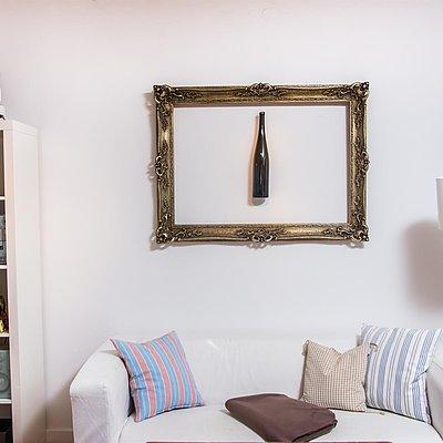 Foto: Wohnzimmer Ferienwohnung