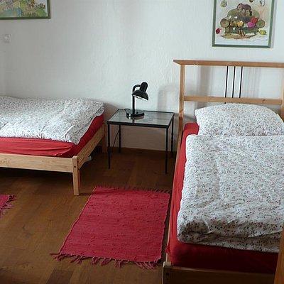 Foto: Schlafzimmer 2 Ferienwohnung