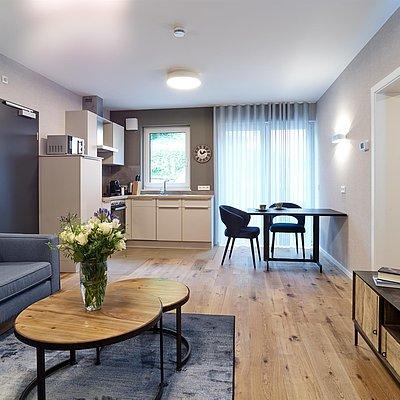 Foto: Erasmus Lodge: Modern Oak