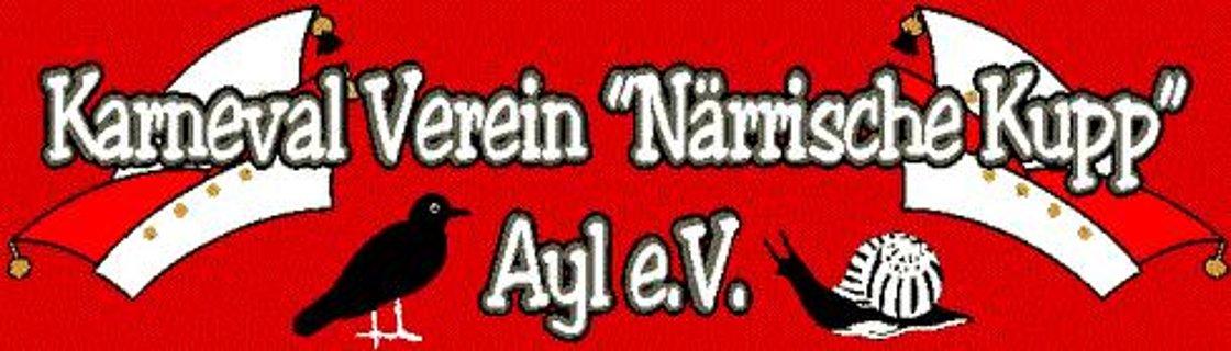 Logo Närrische Kupp Ayl