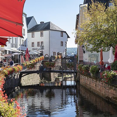 Foto: Saarburg