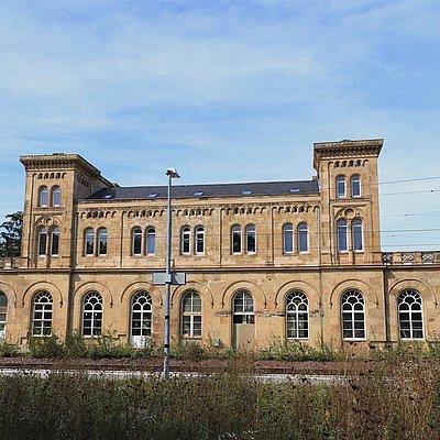 Foto: Bahnhof Konz (4)