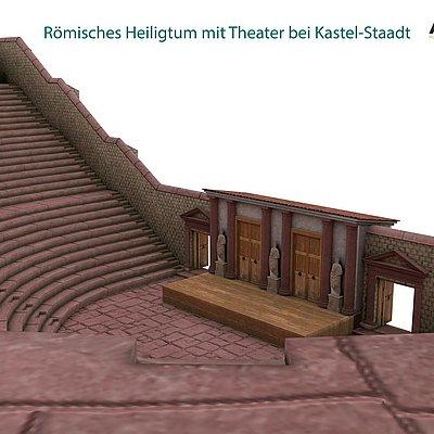 Foto: Römisches Theater Kastel-Staadt (5)