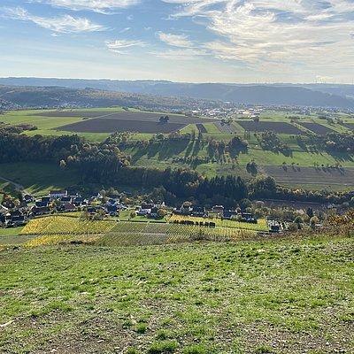 Foto: Ockfener Bocksteinfels Aussicht (1)