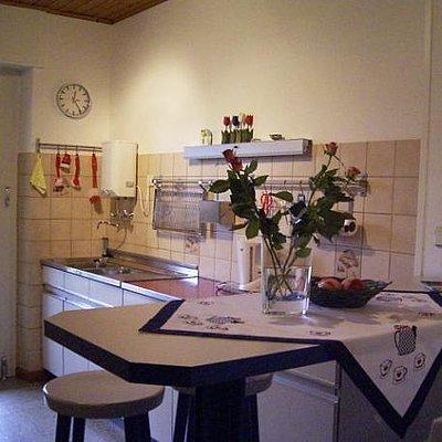 Foto: Küche mit Esstheke