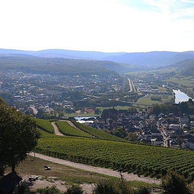 Foto: Panoramablick Bergstation