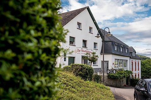 Hotel-Restaurant Zur Moselterrasse Palzem (1)