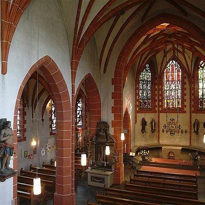 Foto: Pfarrkirche St. Marien Saarburg (3)