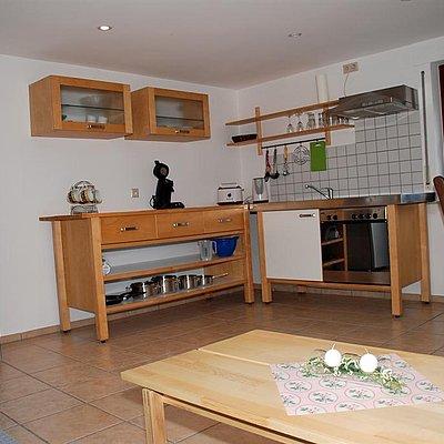 Foto: Wohnküche