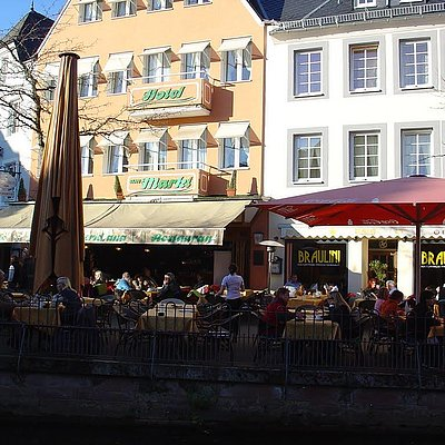 Foto: Hotel Am Markt Saarburg