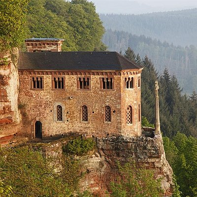 Foto: Landesdenkmal Klause