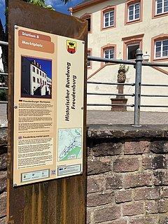 Historischer Rundweg - Station 8 (1)