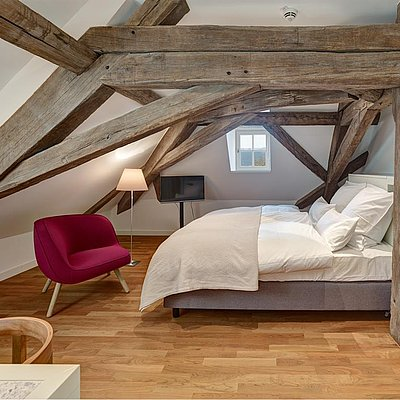 Foto: Doppelzimmer Hörecker