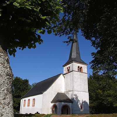 Foto: Kirche Kastel-Staadt (2)