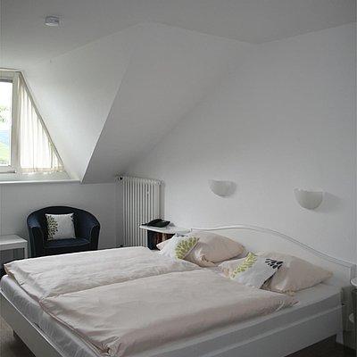Foto: Faß 8 Standard-Doppelzimmer im WEINhotel