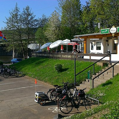 Foto: Gasthaus an der Saarmündung (1)