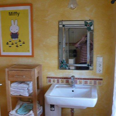 Foto: Dusche WC Ferienwohnung