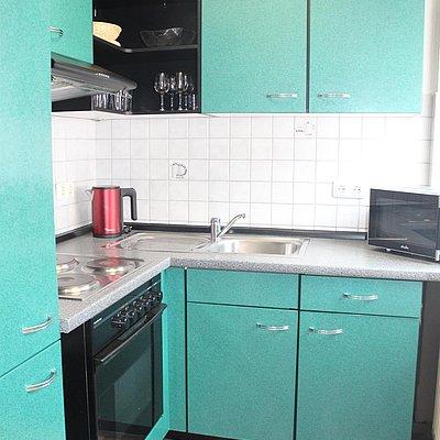 Foto: 1. Etage Küche