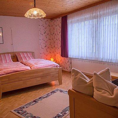 Foto: Schlafzimmer Saarblick (1)