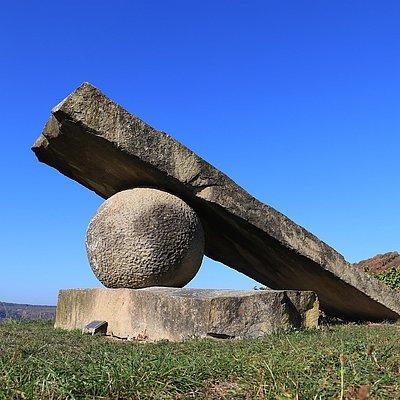Foto: Skulpturenweg Mosel