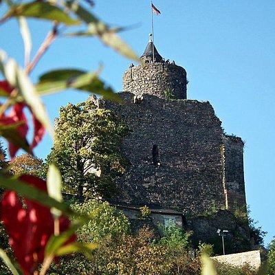 Foto: Saarburg Burganlage