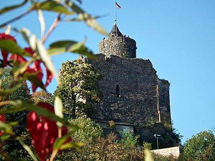 Saarburg Burganlage