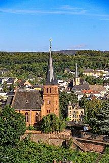 Evangelische Kirche Saarburg (1)