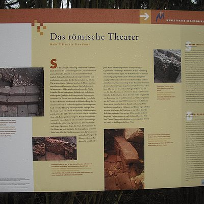 Foto: Römisches Theater Kastel-Staadt (3)