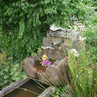Foto: unser Brunnen