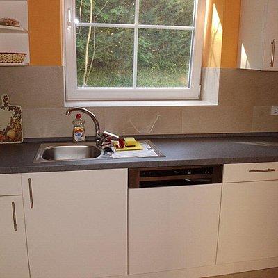 Foto: Küchenzeile Fewo 3 Sterne