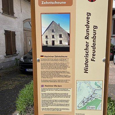 Foto: Historischer Rundweg Station 5