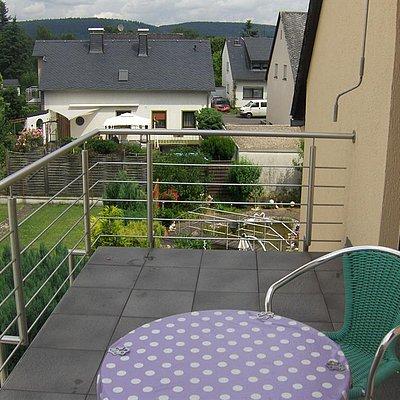 Foto: Balkon