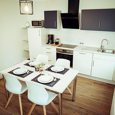 Foto: Namur Wohnküche