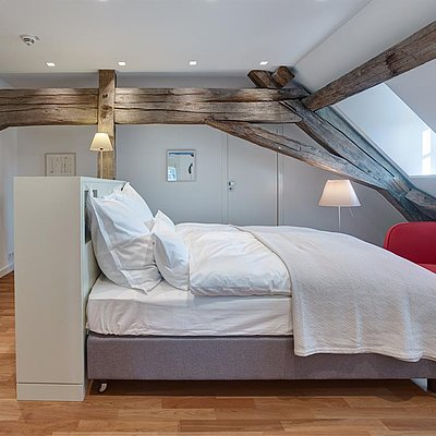 Foto: Doppelzimmer Sonnenberg