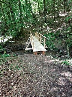 Pinschbachbrücke Kastel-Staadt