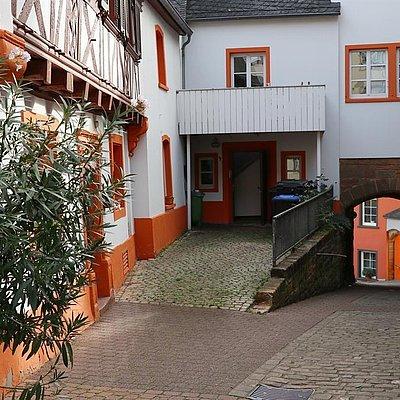 Foto: Laurentiustor Saarburg (1)