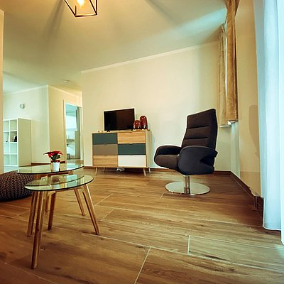 Foto: Brügge Wohnbereich