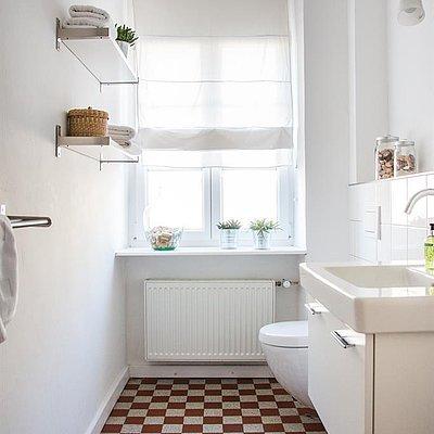 Foto: Badezimmer Ferienwohnung